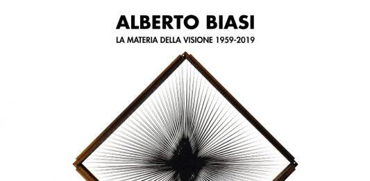 Alberto Biasi – La Materia della Visione 1959 – 2019