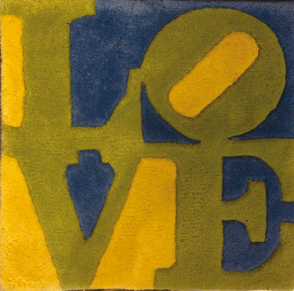 Andy Warhol & Robert Indiana –  Spring in Love