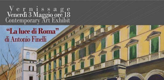 Antonio Finelli – La luce di Roma