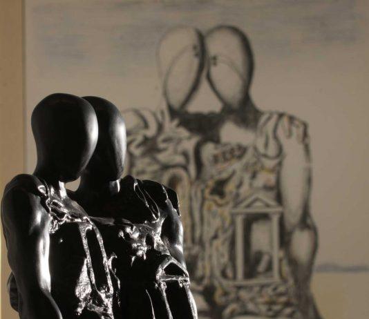 De Chirico oltre il quadro. Manichini e miti nella scultura metafisica