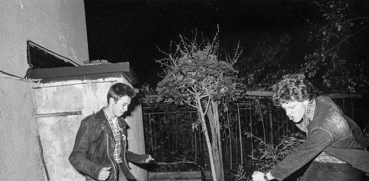 Genova Napoli Palermo. La sottocultura punk nell'Italia degli anni '80