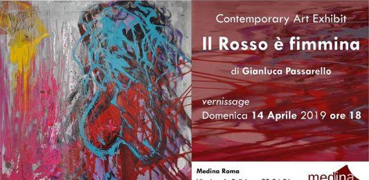 Gianluca Passarello – Il Rosso è fimmina