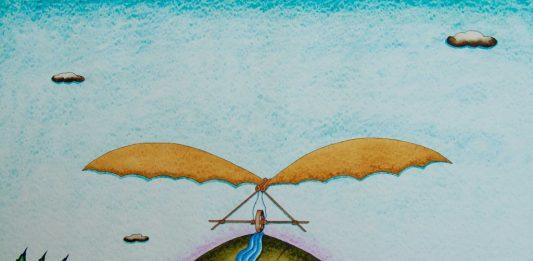 Leonardo da Vinci nell'arte di Giuliano Ghelli