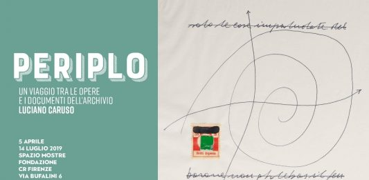 Luciano Caruso – Periplo