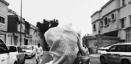 Mohammad Alfaraj – The Glass Between Us