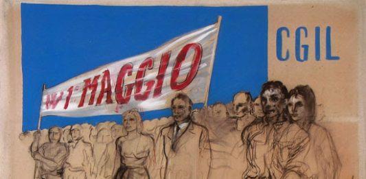 Pace lavoro e resistenza. La Camera del Lavoro, Alberto Sughi e gli altri Artisti Cesenati