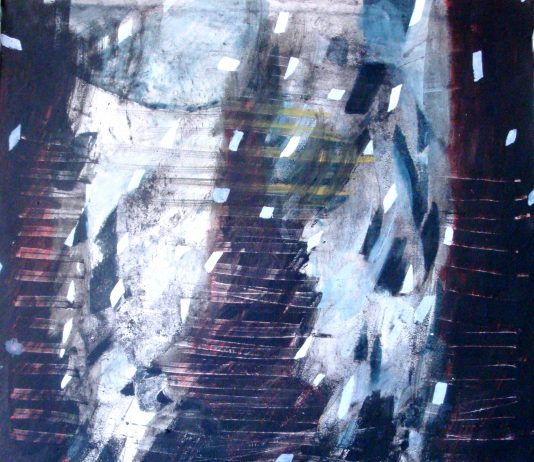 Paride Bianco – I muri di Livorno
