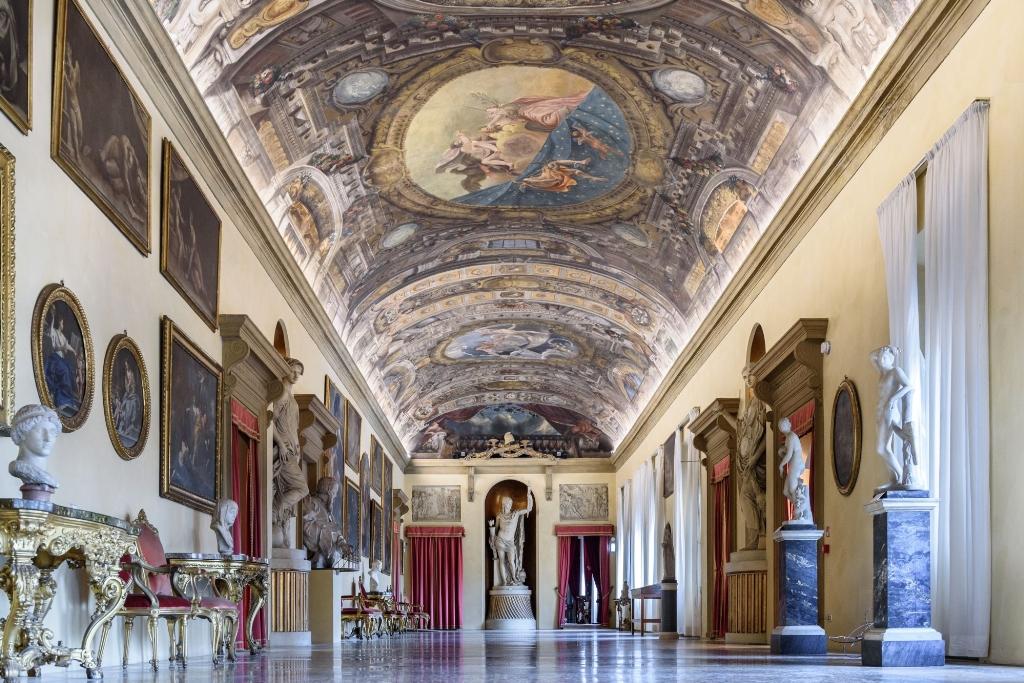Riapertura del museo e presentazione dei restauri