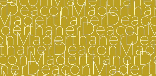 Richard Deacon / Katharina Maderthaner – Editions