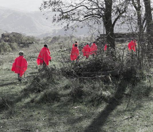 Silvia Petronici – A piedi nudi ballano i santi. Presentazione del libro
