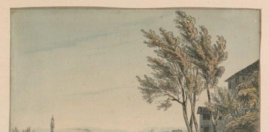 Souvenir d'Italie. Disegni e acquerelli della collezione Horne