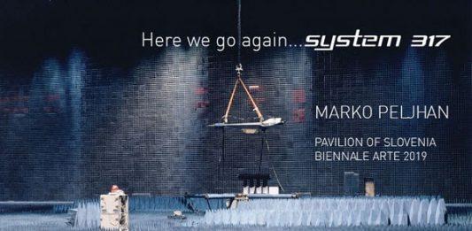 58. Biennale – Padiglione Slovenia: Marko Peljhan – Here we go again…SYSTEM 317