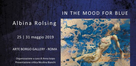 Albina Rolsing – In The Mood For Blue