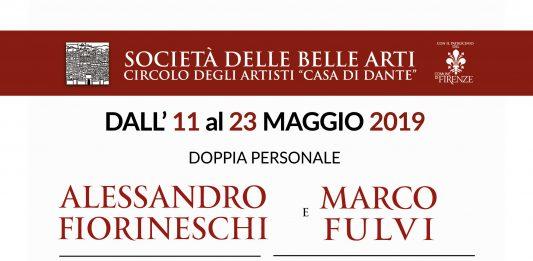 Alessandro Fiorineschi / Marco Fulvi – Due pittori due punti di vista
