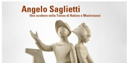 Angelo Saglietti –  Uno scultore nella Torino di Rubino e Mastroianni