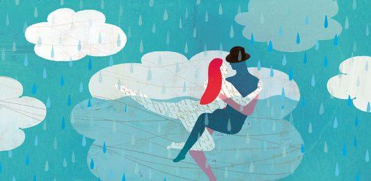 Anna Godeassi – Danzando con le nuvole