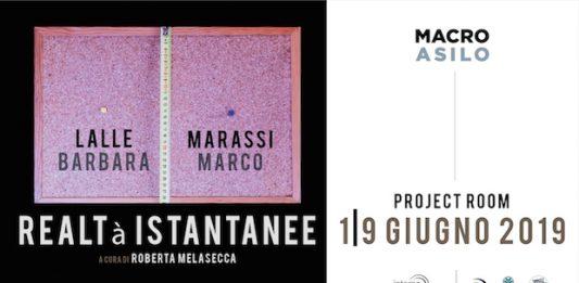 Barbara Lalle / Marco Marassi – Realtà Istantanee