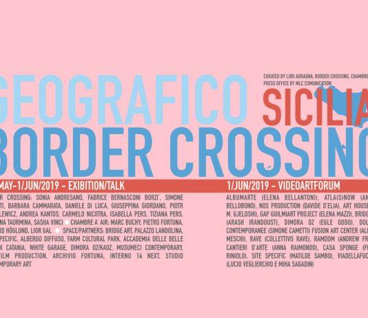 Border Crossing 2019 Palermo