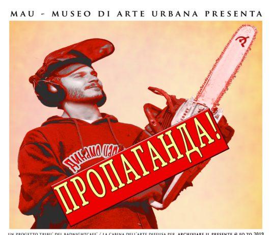 Daniele D'Antonio – Propaganda!