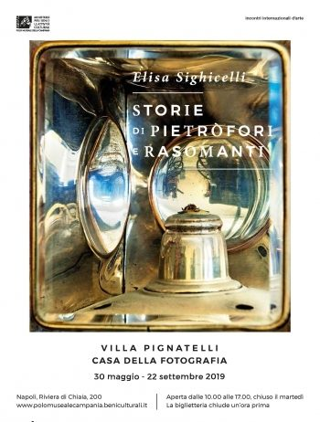 Elisa Sighicelli – Storie di Pietròfori e Rasomanti