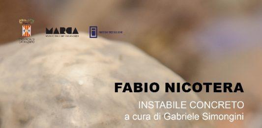 Fabio Nicotera – Instabile Concreto