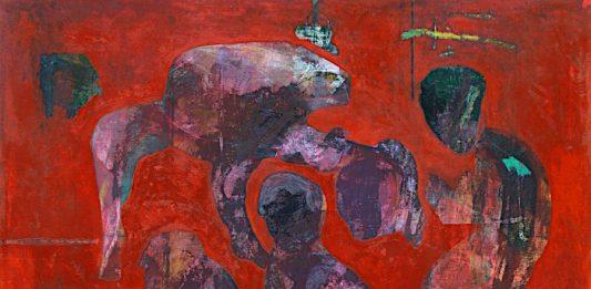 Giuliano Sacchero – Il rosso e il nero