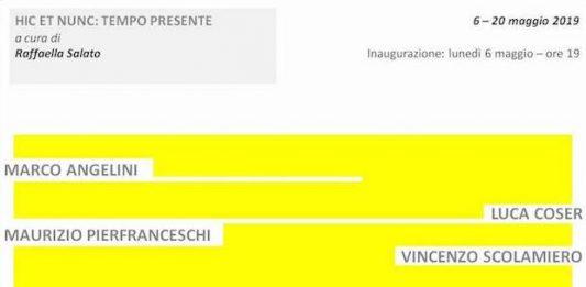 Hic et Nunc. Tempo Presente