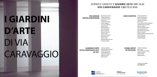 I Giardini d'Arte di Via Caravaggio. III Edizione