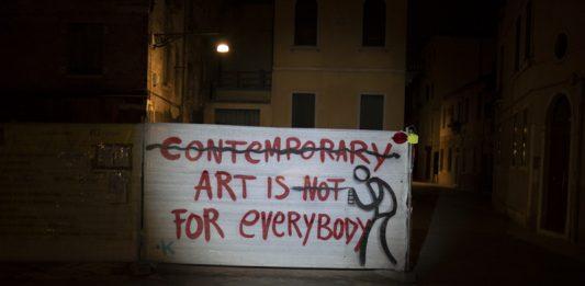 Inside-Outers: 4 street artists in Venice. Part II