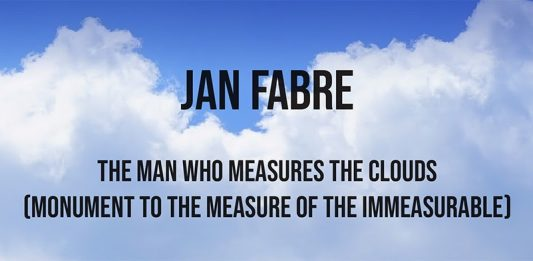 Jan Fabre – The Man Who Measures the Clouds (Monument to the Measure of the Immeasurable)