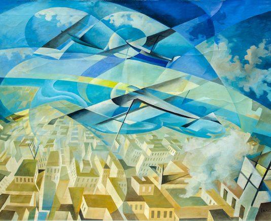 La città vista dall'alto. Nuove prospettive dell'Aeropittura Futurista