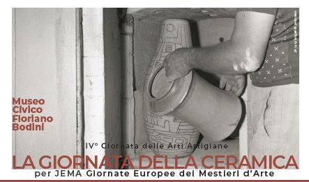 La Giornata della Ceramica. Sguardi sulla ceramica. Tempi e materia