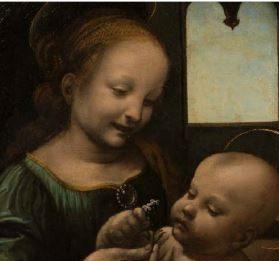 Leonardo – La Madonna Benois
