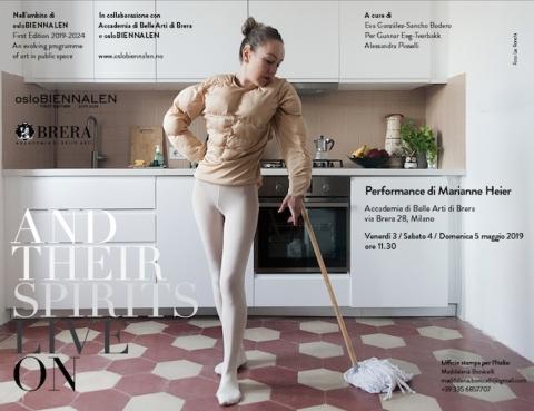 Marianne Heier – And Their Spirits Live On