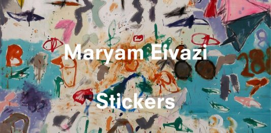Maryam Eivazi – Stickers