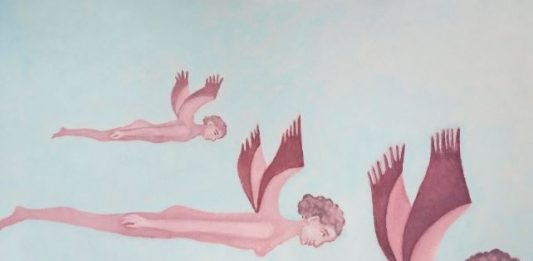 Mathelda Balatresi – Uno stormo. Una sola che vola senza ali