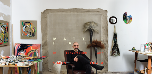 Matteo Fato – Open Work, a focus on painting