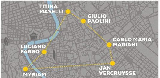 Mostre in mostra: Roma contemporanea dagli anni Cinquanta ai Duemila / 1
