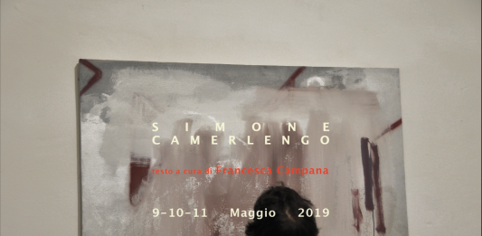 Open Work, a focus on painting: Simone Camerlengo