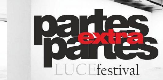 PartesExtraPartes. Rassegna intermediale di scritture, musica e arti visive.