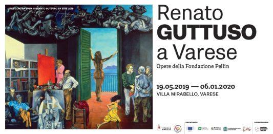 Renato Guttuso a Varese