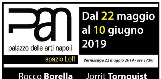 Rocco Borella / Jorrit Tornquist – Coloristi a confronto