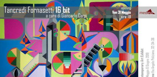 Tancredi Fornasetti – 16 bit