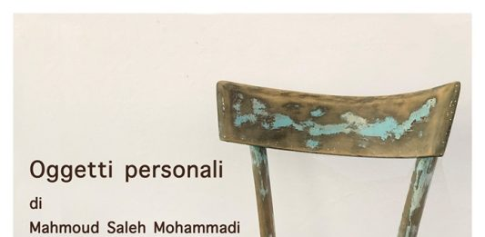 Tatiana Brodatch / Mahmoud Saleh Mohammadi – Oggetti personali