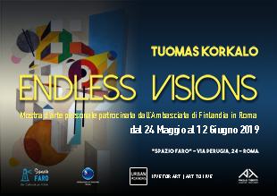 Tuomas Korkalo – Endless Visions