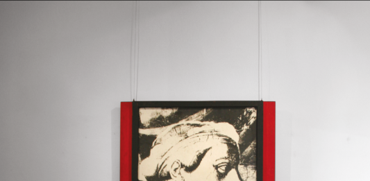 Viaggi diversi 1961-1987, 40 opere di Tano Festa