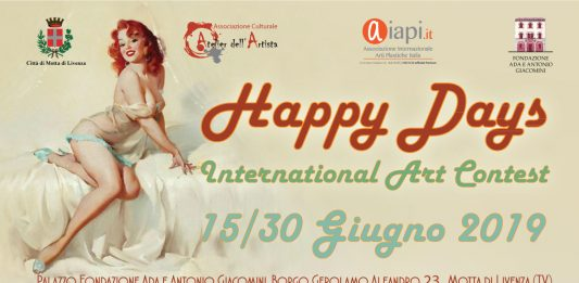 1° Happy Days International Art Contest