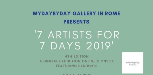 7 artists for 7 days 2019
