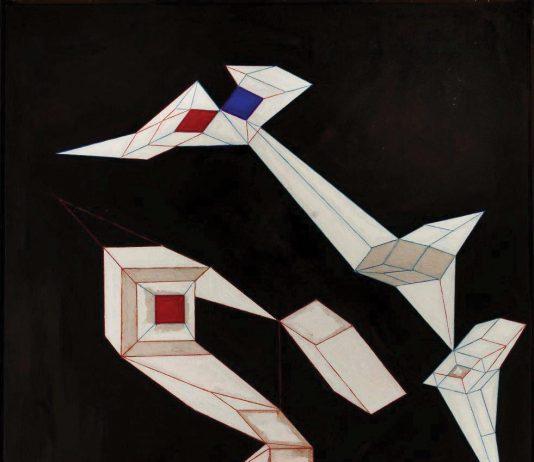 Achille Perilli – Geometrie Impossibili