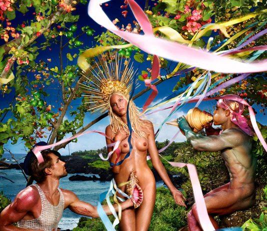 David LaChapelle – Atti Divini